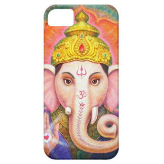 Ganesha Elephant Buddha iPhone 5 Case
