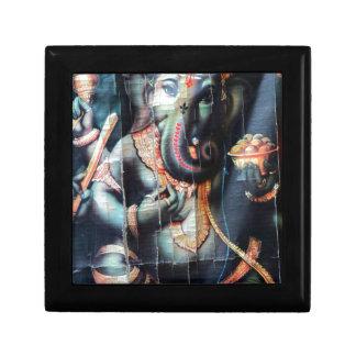 Ganesha elephant Hindu Success God Gift Box