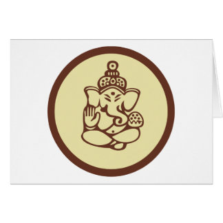 Ganesha Gift Greeting Cards