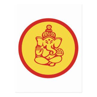 Ganesha Gift Postcards