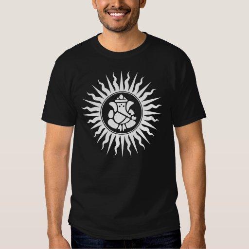 Ganesha Hindu God Sign T Shirt