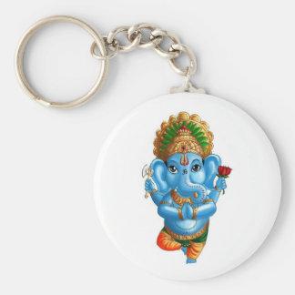 Ganesha Key Ring