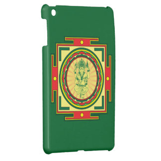 Ganesha Mandala iPad Mini Cover