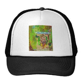 Ganesha Mesh Hat