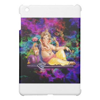 Ganesha picture on electronic s magnets etc case for the iPad mini