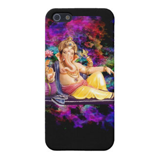 Ganesha picture on electronic s, magnets, etc iPhone 5/5S case