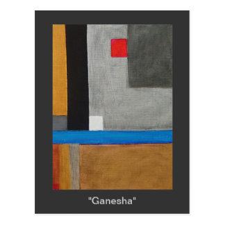 Ganesha Post Card
