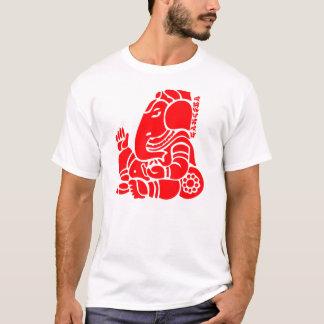 ganesha red 2 T-Shirt