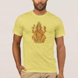 Ganesha, Remover of Obstacles, Hindu Deity T-Shirt