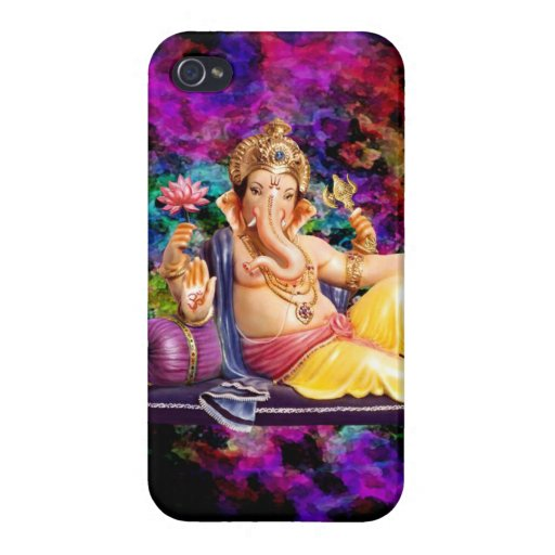 Ganesha - Remover of Obstacles -iPhone case iPhone 4/4S Case