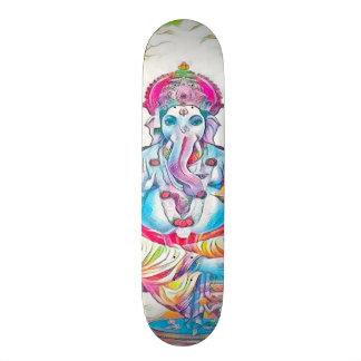 Ganesha Revolution Element Custom Pro Park Board 19.7 Cm Skateboard Deck