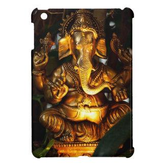 Ganesha Statue IPad Case