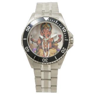 Ganesha Time Watch
