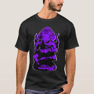 Ganesha Will Dance - T-shirt Prin