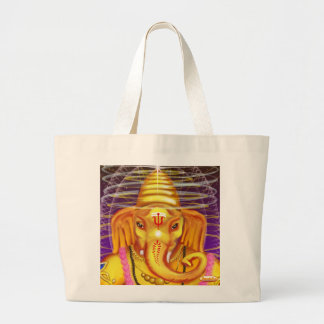 Ganesha with Helmet canvas bag