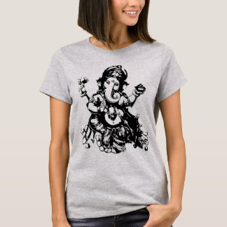 Ganesha Yoga Success Tee