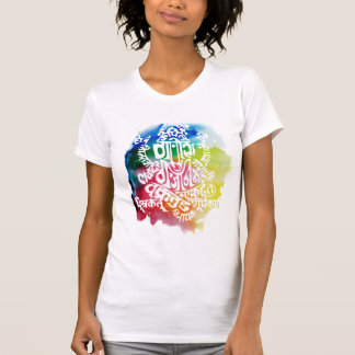 Ganeshcolorful T-shirts
