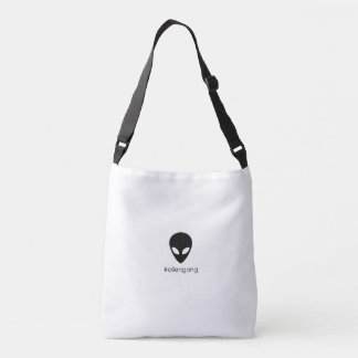Gang alien crossbody bag