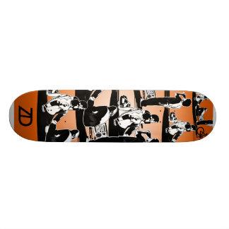 Gang Collage Skateboard