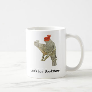 Gang-gang Cockatoo Pair - Callocephalon fimbriatum Coffee Mug