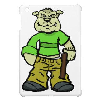 Gangsta dog iPad mini cover