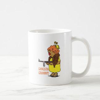Gangsta Granny Coffee Mug