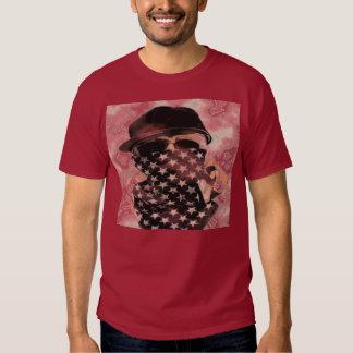 Gangsta Hip Hop Skull T-Shirt
