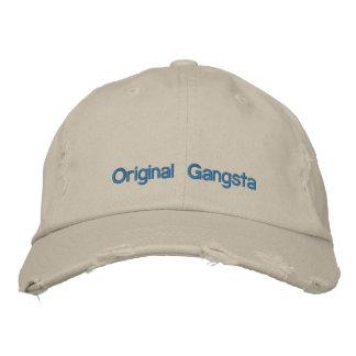 Gangsta Rap Bestickte Baseballmütze