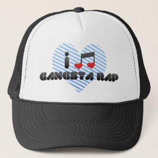 Gangsta Rap Trucker Hat