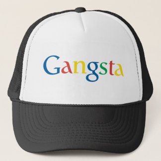 Gangsta Trucker Hat