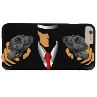 Gangster Barely There iPhone 6 Plus Case