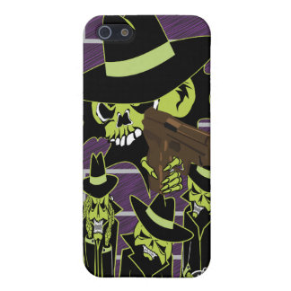 Gangster Bones Cover For iPhone 5
