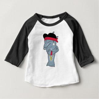 Gangster Dophin Kids T-Shirt