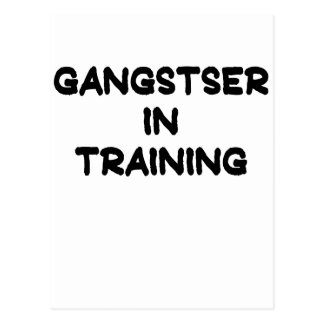 Gangster in Training.png Post Cards