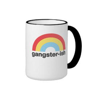 Gangster-ish Ringer Mug