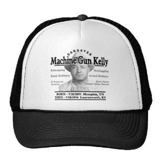 Gangster Machine Gun Kelly Hats