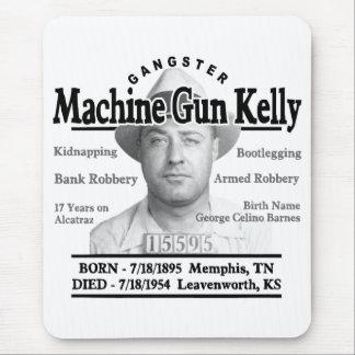 Gangster Machine Gun Kelly Mousemats