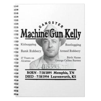 Gangster Machine Gun Kelly Journal