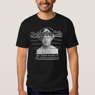 Gangster Machine Gun Kelly Tee Shirts