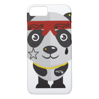 Gangster panda iPhone 8/7 case