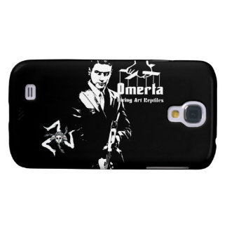 Gangster Samsung Galaxy S4 Barely There Phone Case