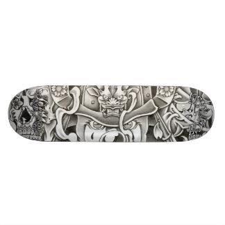 Gangster Styles United 21.6 Cm Skateboard Deck