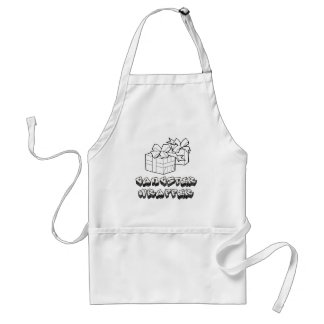 GANGSTER WRAPPER 3 -.png Adult Apron