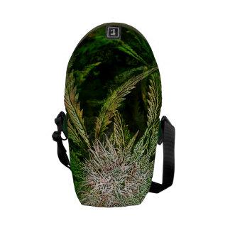Ganja Flower Messenger Bag