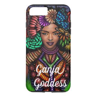 Ganja Goddess Cell Phone Case