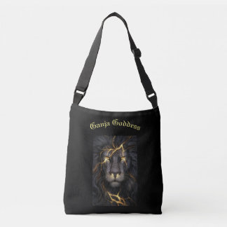 Ganja Goddess Tote Bag