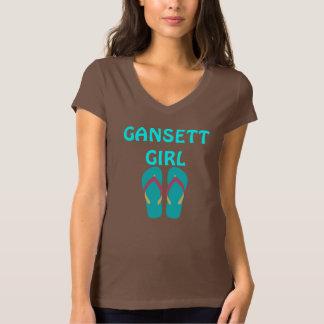 """""""Gansett"""" (Narragansett) Beach Tee"""
