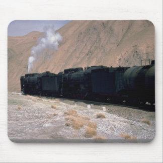 Gansu train mousepad