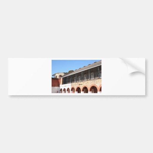 Gaol, Adelaide, South Australia 2 Bumper Stickers