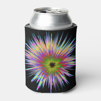 GAPING COLOR ON BLACK CAN COOLER